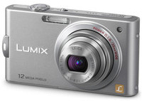 Panasonic Lumix DMC-FX60 stříbrný