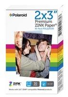 """Polaroid fotopapír ZINK 2x3"""" - 30ks"""