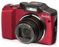 Kodak EasyShare Z915 červený