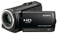 Sony HDR-CX105E černá