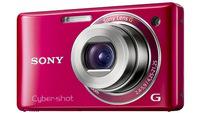 Sony CyberShot DSC-W380 červený půjčovna