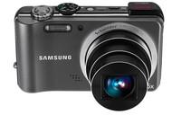 Samsung WB650 šedý