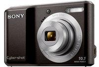 Sony CyberShot DSC-S2000 černý