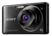 Sony CyberShot DSC-W390 černý