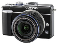 Olympus E-PL1 černý + 14-42 mm