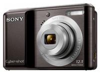 Sony CyberShot DSC-S2100 černý