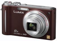 Panasonic Lumix DMC-ZX3 hnědý