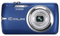 Casio EXILIM Z550 modrý