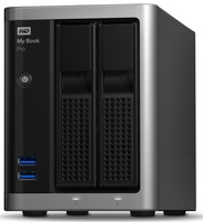 "Western Digital My Book Pro 12TB, 3.5"" USB 3.0, Thunderbolt2, RAID"