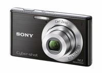 Sony CyberShot DSC-W530 černý