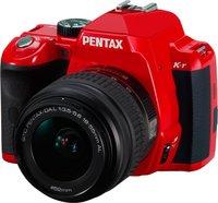 Pentax K-r + 18-55 mm červený