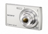 Sony CyberShot DSC-W510 stříbrný