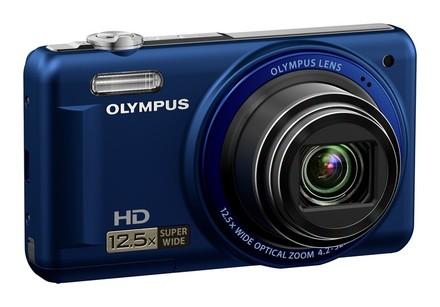 Olympus VR-320 modrý