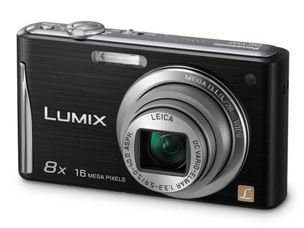 Panasonic Lumix DMC-FS37 černý
