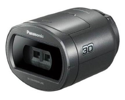 Panasonic 3D objektiv VW-CLT1E-H