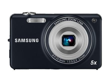 Samsung ST65 černo-modrý + telefon E1080i zdarma!