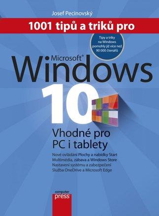 CPress 1001 tipů a triků pro Microsoft Windows 10