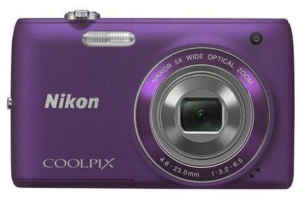 Nikon Coolpix S4150 nachový