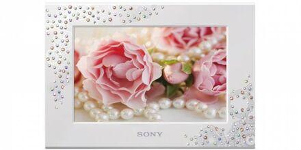 Sony fotorámeček DPF-C700WI