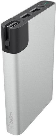 Belkin MIXIT PowerPack 10000 mAh, stříbrná