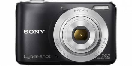 Sony CyberShot DSC-S5000 + nabíječka + baterie + 2GB karta + pouzdro zdarma!