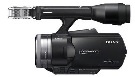 Sony NEX-VG20EB tělo