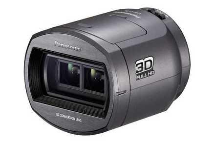 Panasonic 3D objektiv VW-CLT2E-H