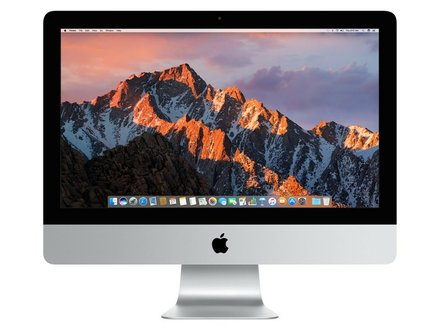 """Apple iMac 21,5"""" i5 2,3GHz 1TBSATA 8GB MMQA2CZ/A stříbrný - Zánovní!"""