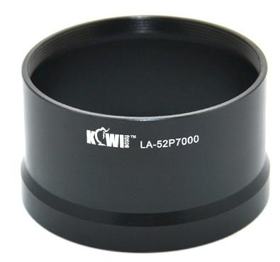 JJC adaptér na filtr LA-52 P7100 pro P7000/7100