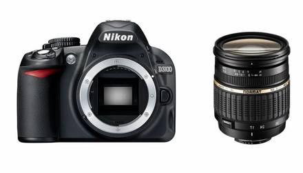 Nikon D3100 + Tamron 17-50 mm F/2,8 XR Di II!