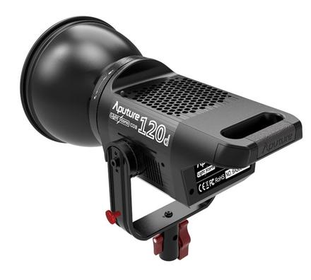 Aputure Light Storm LS C120D Kit - COB 6000 K kontinuální světlo (V-mount)