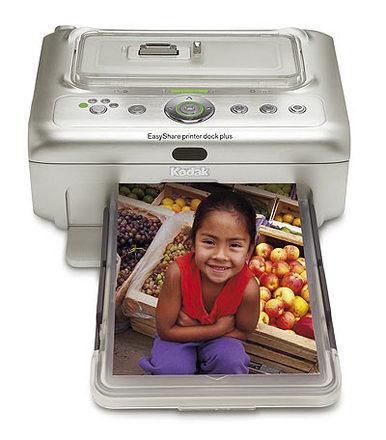 Kodak Printer Dock PLUS řady  3