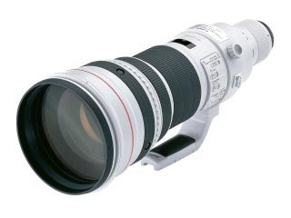 Canon EF 600mm f/4.0 L IS USM Set