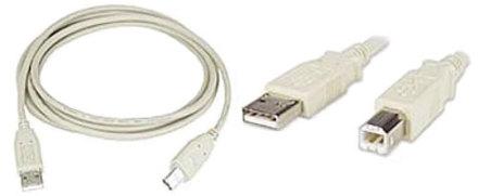 USB kabel A-B 3m