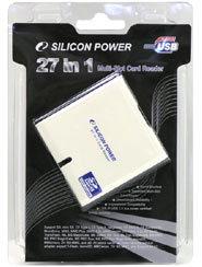 Silicon Power čtečka karet 27 v 1