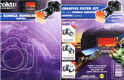 Cokin H522-77 Kit DSLR Sony