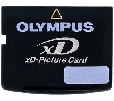 Olympus xD 2 GB M