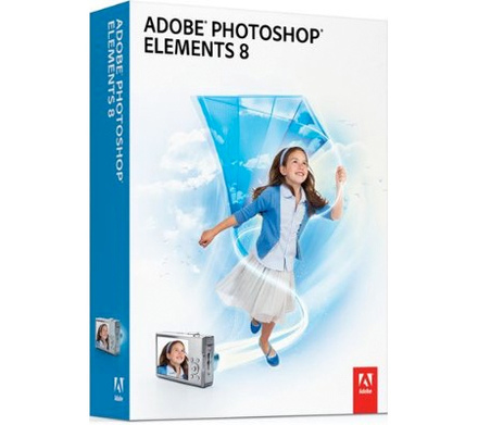 Adobe Photoshop Elements 8 CZ