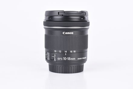 Canon EF-S 10-18mm f/4,5-5,6 IS STM bazar