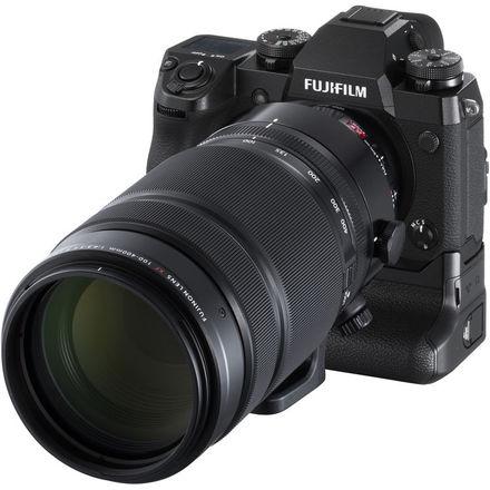 Fujifilm X-H1 tělo + XF 100-400mm f/4,5-5,6 R LM OIS + grip VPB-XH1