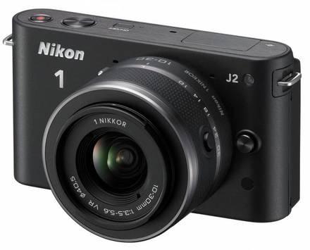 Nikon 1 J2 + 10-30 mm