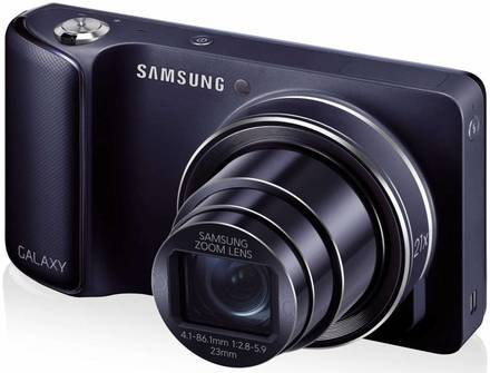 Samsung GC100 Galaxy Camera + mobilní internet O2 zdarma!