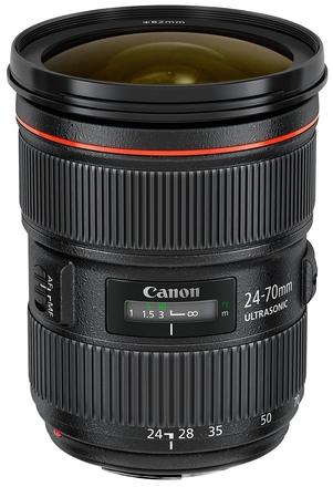 Canon EF 24-70mm f/2,8 L USM II