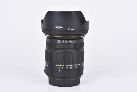 Sigma 17-50mm f/2,8 EX DC HSM pro Sony bazar