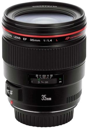 Canon EF 35mm f/1,4 L USM