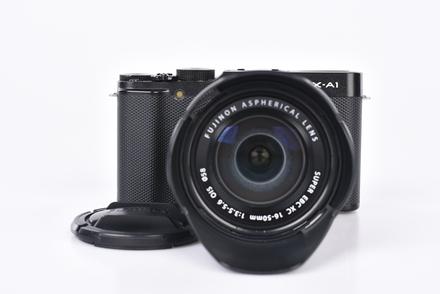 Fujifilm X-A1 + 16-50 mm černý bazar