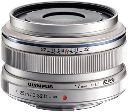 Olympus M.ZUIKO 17mm f/1,8