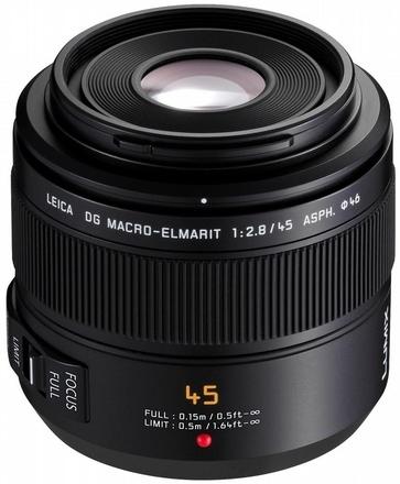 Panasonic Leica DG Macro-Elmarit 45mm f/2,8 ASPH. MEGA O.I.S.