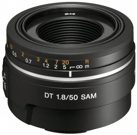 Sony DT 50mm f/1,8 SAM