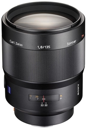 Sony 135mm f/1,8 ZA Sonnar T